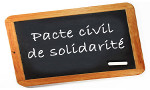 une pacte civil solidarite